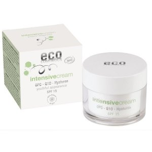 ECO INTENSIVE Krem intensywnie pielęgnujący SPF 15 z OPC, Q10 i kwasem hialuronowym 50 ml