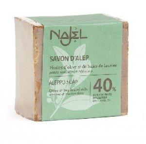 Mydło syryjskie z Aleppo 40% 185g