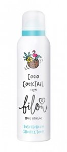 Bilou - Coco Cocktail Shower Foam pianka pod prysznic 200ml