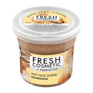 Fito cosmetics - Fresh Cosmetic + Prebiotics Nourishing Nut Face Scrub odżywczo-regenerujący orzechowy peeling do twarzy 50ml