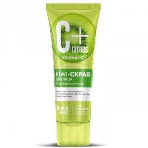 Fito cosmetics - C+ Citrus regenerujący peeling do twarzy z enzymami kiwi 75ml