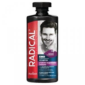 Farmona - Radical Men Strengthening Anti Hair Loss Shampoo wzmacniający szampon przeciw wypadaniu włosów 400ml