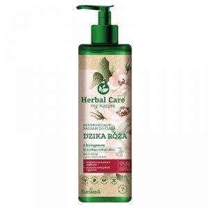 Farmona - Herbal Care regenerujący balsam do ciała Dzika Róża z Kolagenem 400ml