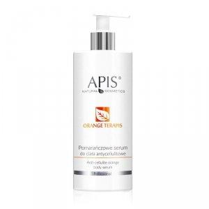 Apis - Orange Terapis pomarańczowe serum do ciała antycellulitowe 500ml