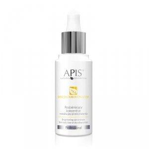 Apis - Discolouration-Stop Brightening Concentrate rozjaśniający koncentrat redukujący przebarwienia 30ml