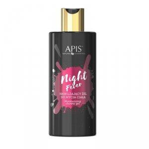 Apis - Night Fever nawilżający żel do mycia ciała 300ml