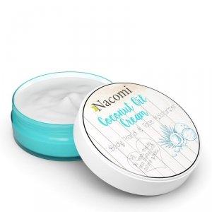 Nacomi - Coconut Oil Cream uniwersalny krem kokosowy 100ml