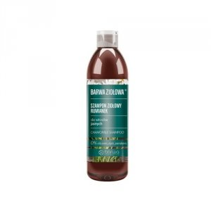 Barwa - Ziołowa szampon ziołowy do włosów jasnych Rumianek 250ml