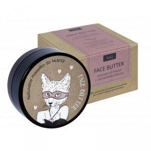 Laq - Face Butter naturalne masełko do twarzy Kocica 50ml