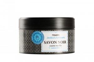 Mohani - Arabian Hammam Savon Noir naturalne czarne mydło 200g