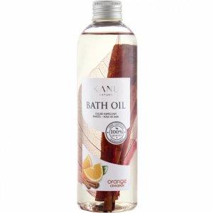 Kanu nature - Bath Oil olejek do kąpieli Pomarańcza i Cynamon 250ml