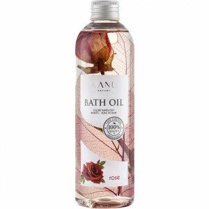 Kanu nature - Bath Oil olejek do kąpieli Róża 250ml