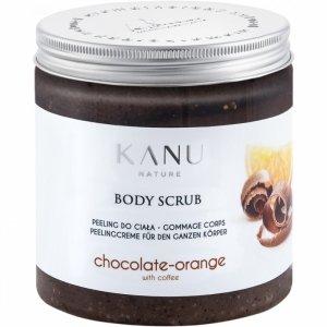 Kanu nature - Body Scrub peeling do ciała Czekolada i Pomarańcza 350g