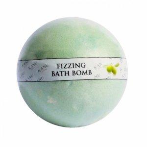 Kanu nature - Fizzing Bath Bomb kula musująca do kąpieli Oliwka 160g