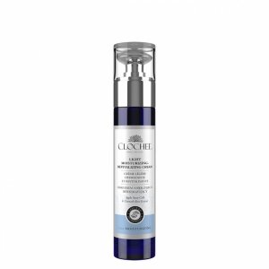 Clochee - Light Moisturising-Revitalising Cream lekki krem nawilżająco-rewitalizujący Apple Stem Cells & Damask Rose Extract 50ml