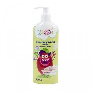 Booboo - Micelarne arbuzowe mydło do rąk dla dzieci 300ml