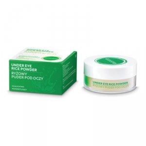 Ecocera - Under Eye Rice Powder ryżowy puder pod oczy 4g