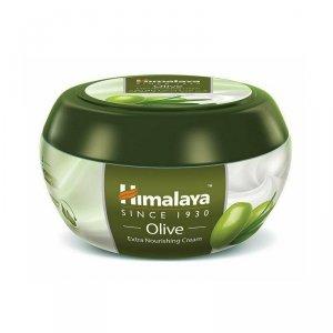 Himalaya - Olive Extra Nourishing Cream odżywczy krem oliwkowy do twarzy i ciała 50ml