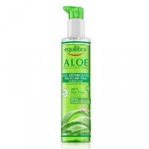 Equilibra - Aloe Cleansing Micellar Gel aloesowy żel micelarny do twarzy 200ml