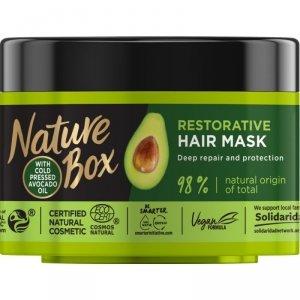 Nature box - Maska do włosów Avokado Oil 200ml