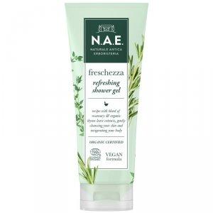 N.a.e - Freschezza Refreshing Shower Gel odświeżający żel pod prysznic z ekstraktem z rozmarynu i liści organicznego tymianku 200ml