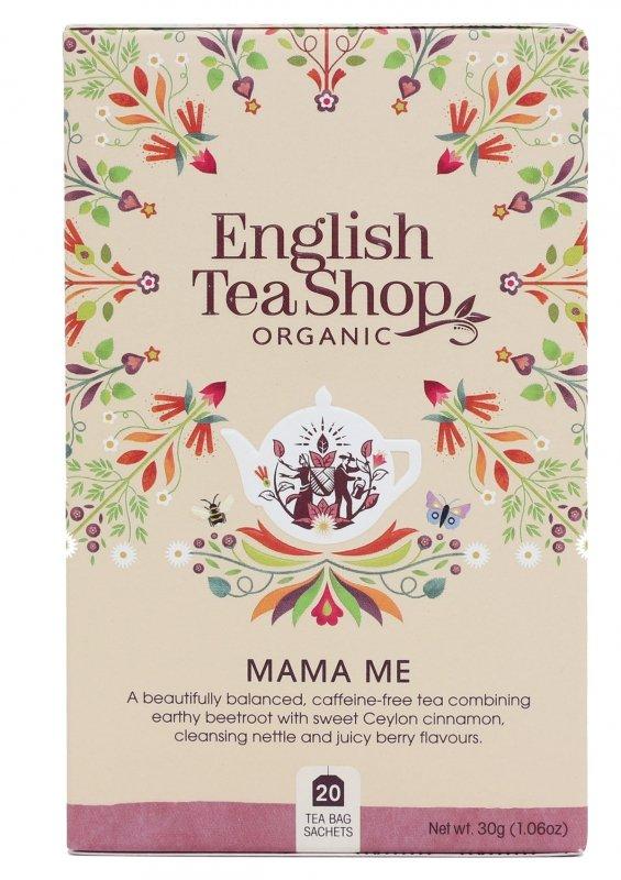 English Tea Shop, Herbata Wellness, Mama Me, 20 saszetek