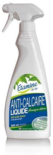 Etamine du Lys, Spray do Czyszczenia i Odkamieniania Stali Nierdzewnej i Chromu, 500 ml