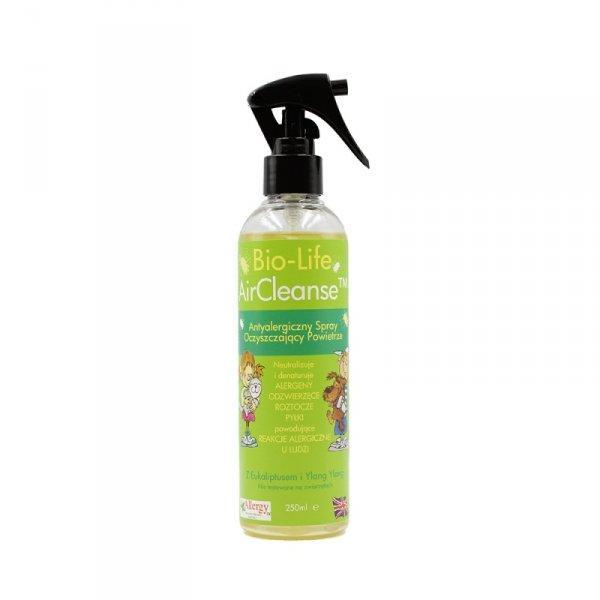 BIOLIFE AIR CLEANSE™, 100% Naturalny Antyalergiczny spray do powietrza, 250ml