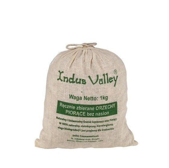 INDUS VALLEY Orzechy piorące z krystalicznie czystych terenów Doliny Indusu 1 KG