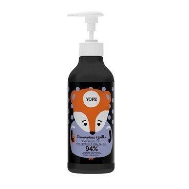 YOPE Naturalny żel pod prysznic dla dzieci Pomarańcza i Jabłko 400ml