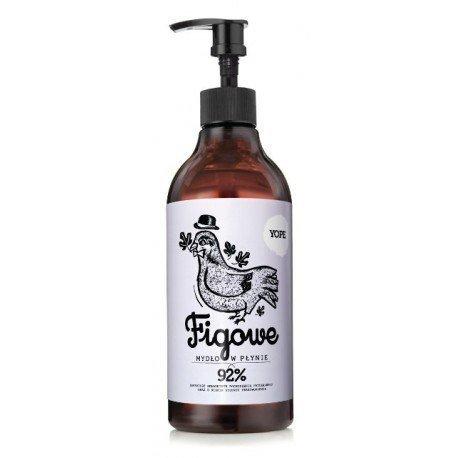 YOPE Mydło w płynie FIGA 500 ml