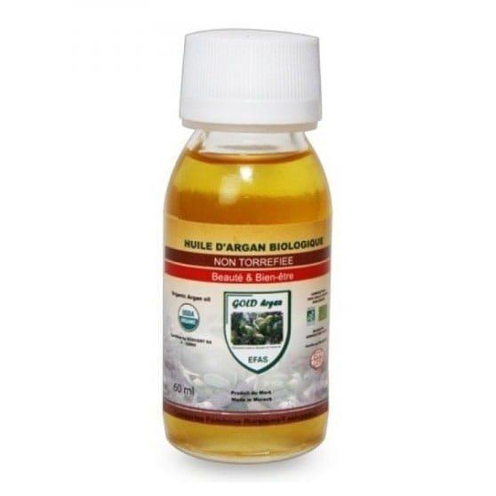 EFAS Olejek arganowy 100% BIO butelka szklana 60ml