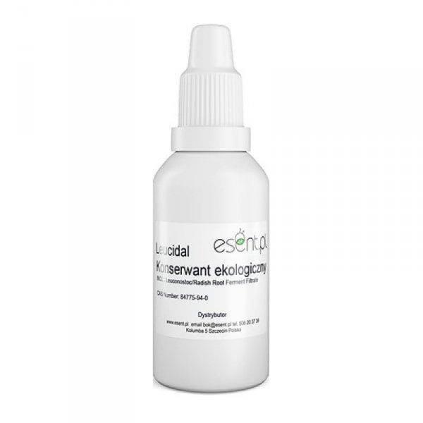 ESENT Konserwant ekologiczny z rzodkiewki (Leucidal) 30ml