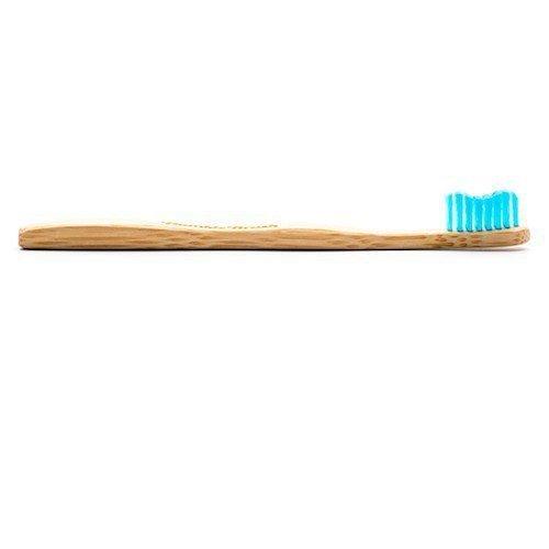 HUMBLE BRUSH Szczoteczka dla dzieci bambusowa ULTRA SOFT niebieska 14,5cm