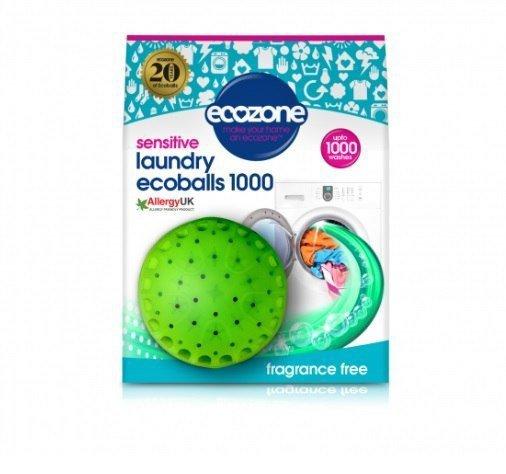 ECOZONE Kula piorąca ECOBALLS 1000 prań
