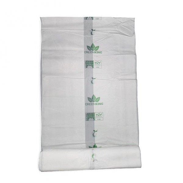GREEN TREE Worki 60L 100% biodegradowalne i kompostowalne rolka 10 sztuk