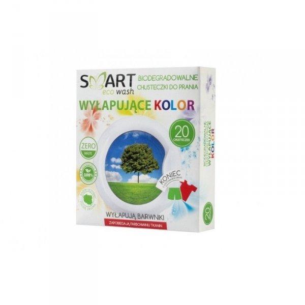 DIZOLVE Biodegradowalne chusteczki wyłapujące kolor 20 szt