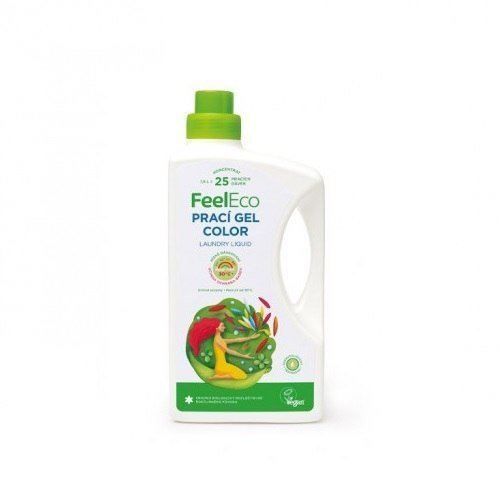 FEEL ECO Ekologiczny, skoncentrowany żel do prania kolorów 1,5 L