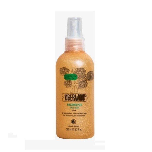 UBERWOOD Tonik do włosów i suchej, swędzącej skóry głowy ze skłonnością do łupieżu 200ml