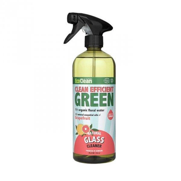 EcoClean Grejpfrutowy płyn do mycia szyb i luster w sprayu 750ml