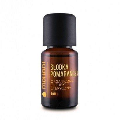 Mohani Organiczny olejek eteryczny ze słodkiej pomarańczy 10ml