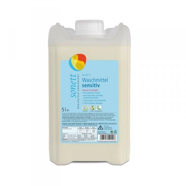 Sonett Płyn do prania SENSITIV 5 litrów