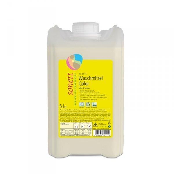 Sonett Płyn do prania KOLOR 5 litrów