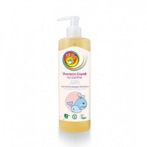 EKOS BABY Delikatny szampon dla dzieci i niemowląt bez łez 400ml