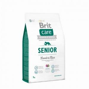 Brit care Senior Lamb Rice 3kg