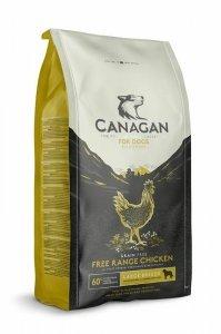 Canagan Large Breed Free-Range Chicken 2kg Bez zbóż dla psów Dużych Ras