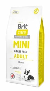Brit Care Mini Lamb Rice 2kg Jagnięcina z ryżem