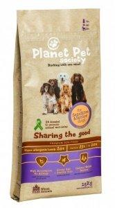 Planet Pet Adult Sensitive 15kg sucha karma bez glutenu dla Psów Wrażliwych