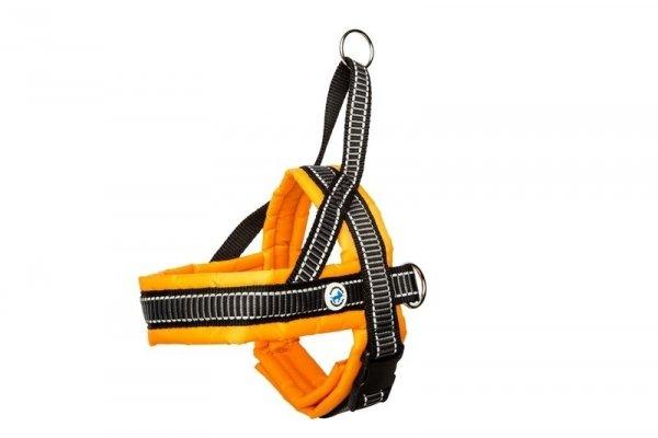 All For Dogs Szelki Norweskie 70 Pomarańczowe 80-100cm