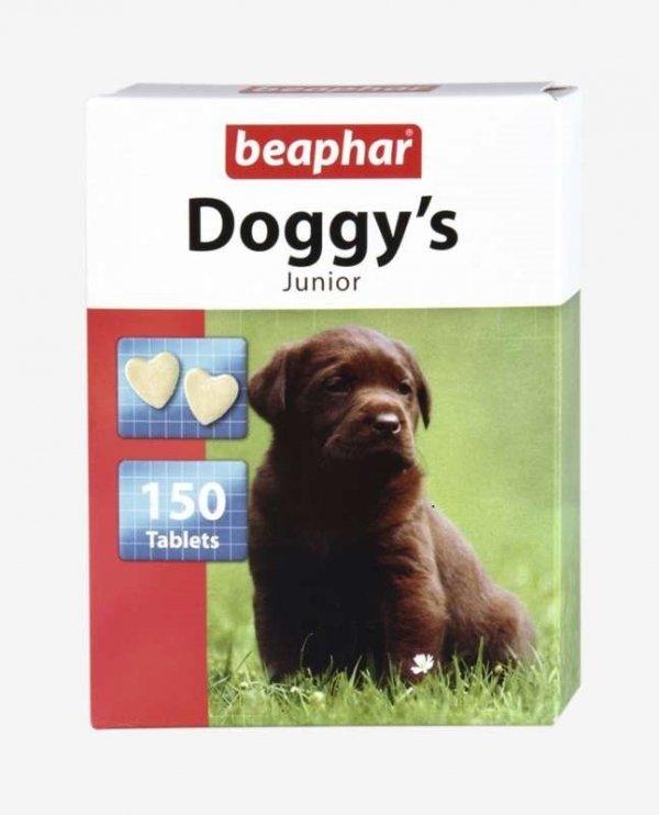 beaphar Doggy's Junior 150szt. - przysmak witaminowy dla szczeniąt